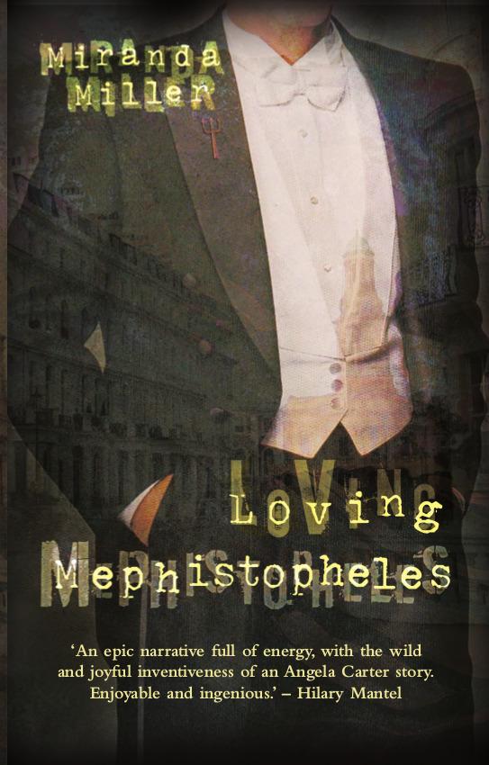 Loving Mephistopheles by Miranda Miller