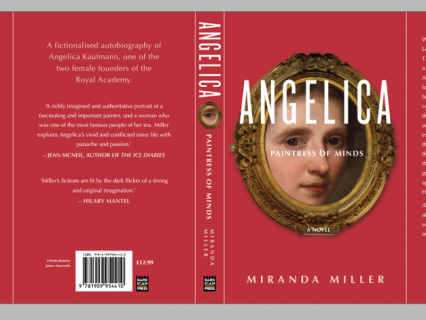 Angelica Kindle edition is launched